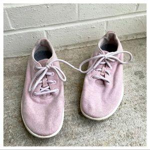 Allbirds Pink Wool Runners Sneakers